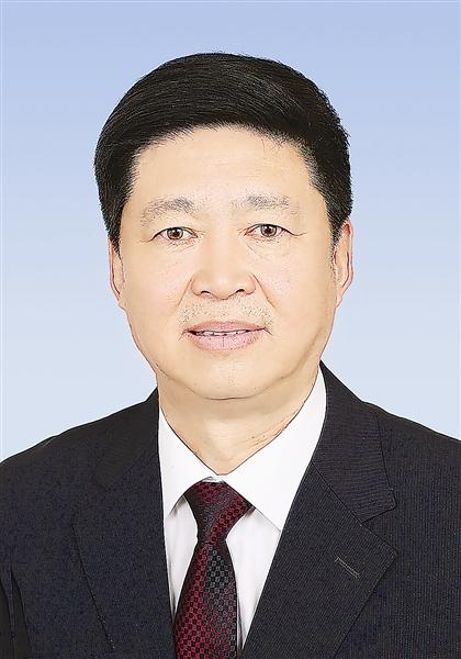 政协主席赵予辉